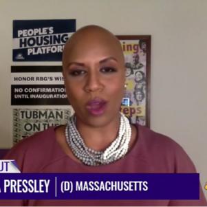 Ayanna Pressley Calls Pro-Life Policies Racist