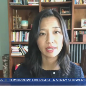 Boston Mayoral Candidate Michelle Wu Says People Not Speaking English In Boston Is A Strength