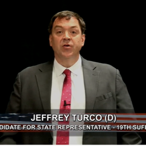 Only One of Conservative Democrat Jeff Turco's Primary Opponents Openly Supporting Him In General Election