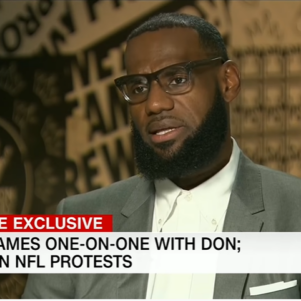 Trump Hater LeBron James Is The Newest Boston Red Sox Part-Owner