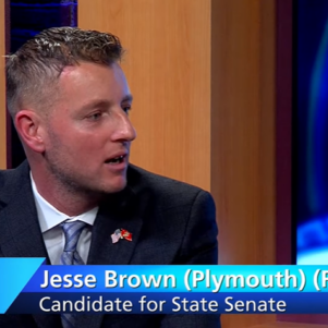Former U.S. Marine Jesse Brown Preparing For Potential GOP Congressional Run In Massachusetts Ninth District