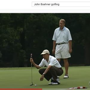 John Boehner Tees Off On Conservatives