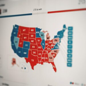New Electoral Map Should Help Republicans In 2024, 2028