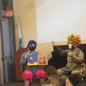 Plymouth Public Library Hosts Drag Queen Story Hour With Pro-Transgender Messaging