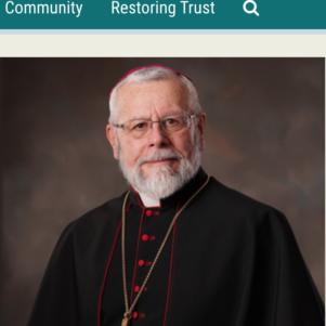 New Hampshire Bishop Sued On Sexual Abuse Allegations From 1980s