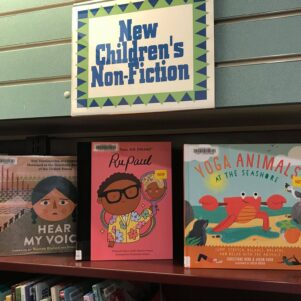 Weston Public Library Has Children's Books About White Privilege, Drag Queens, and Illegal Immigrants