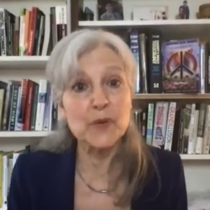 Former Green-Rainbow Party Presidential Candidate Jill Stein Says Corporate Media Pushes Propaganda