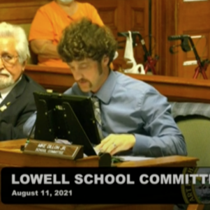 Lowell School Committee Member Trashes 'Fear and Hysteria' of New Mask Requirement