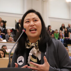 Framingham State Rep To Join Biden Administration